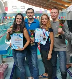 Подведены итоги соревнований «Водные старты»