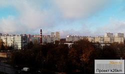 В Москву приходит настоящая осень