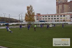 «Росич» вышел в четвертьфинал Кубка