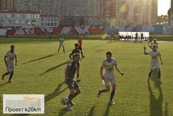 «Росич» одержал третью победу в Первенстве