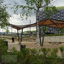 Между Саларьево и Картмазово планируется обустроить парк