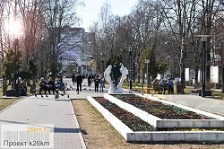 В Москву придёт 20-градусное тепло