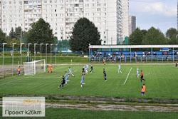 ФК «Росич» дома переиграл ФК «Родину-2»
