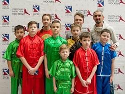 С/к «Гармония» завоевал золото на Чемпионате Москвы по Кунг-Фу 2021