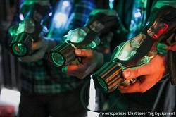 Лазертаг для детей пройдет в Охане