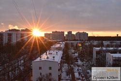 В Москву придут сильнейшие морозы
