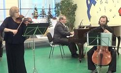 Инструментальное трио из Московского стал Лауреатом I степени