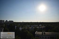 Жара в Москве временно отступает