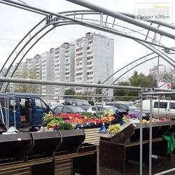 Ярмарка выходного дня в Московском откроется в апреле