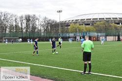 «Росич» терпит первое поражение в Чемпионате Москвы