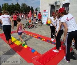 В СпортЛэнде открывается летний фитнес-лагерь для детей
