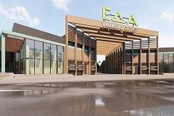 В Лапшинке построят торгово-ресторанный комплекс